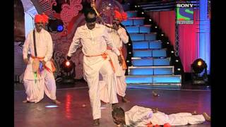 Anna Bhau Sathe and Group's sizzling performance - Episode 27