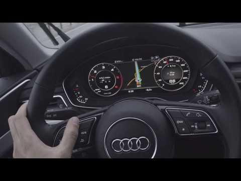 Audi A4 Avant Virtual Cockpit hack! - YouTube