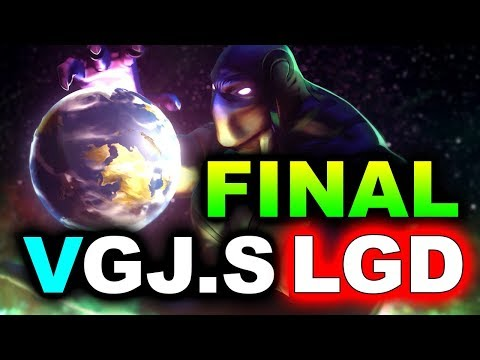VGJ.STORM vs PSG.LGD - GRAND FINAL - MDL CHANGSHA MAJOR DOTA 2