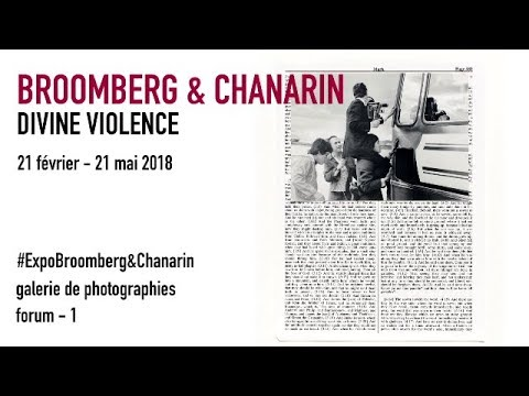 Teaser | Broomberg & Chanarin | Centre Pompidou