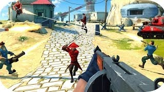 Best First Person Shooter Game On Android - Blitz Brigade Review