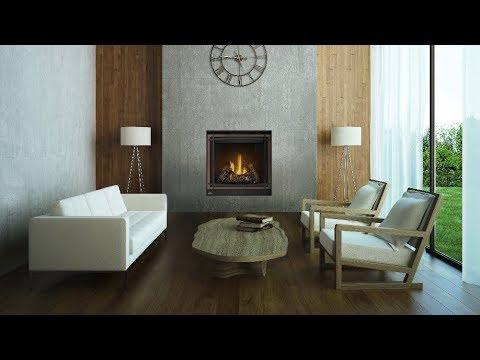 Napoleon HD40 High Definition 40 Gas Fireplace – Fireplacepro