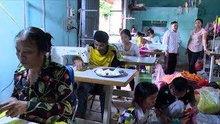 Tin Tức 24h Mới Nhất  : Ngôi nhà thứ hai của người khuyết tật