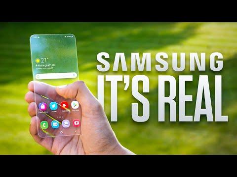 Why Samsung's Transparent Phone will fail