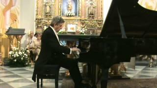 Antonio Baciero. Suite inglesa nº4 en  Fa Mayor BWV 809 de J.S. Bach