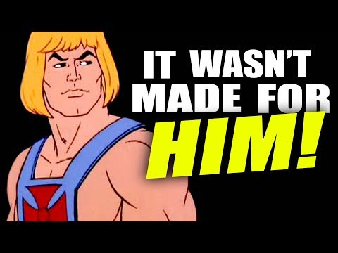 NEW CONTROVERSY OVER UPCOMING HE-MAN SHOW!