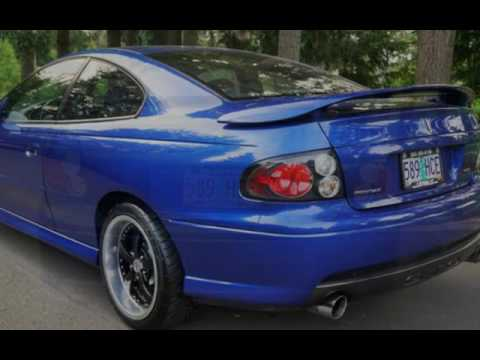 2006 Pontiac GTO 6 Speed Manual  LS2 v8 400 HP for sale in