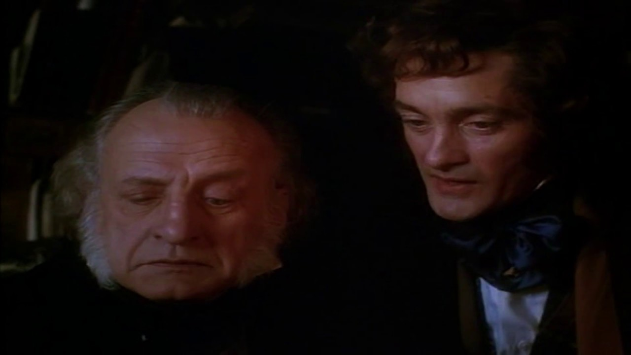 George C Scott A Christmas Carol.New Castle After Dark Presents A Christmas Carol 1984 Hd