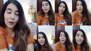 Don't Worry Be Happy- Bobby McFerrin/ Bob Marley (Acapella Female Cover) Latest Song 2020
