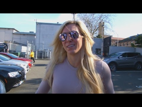 Charlotte wishes Daniel Bryan good luck as he embarks on a new journey: February 8, 2016