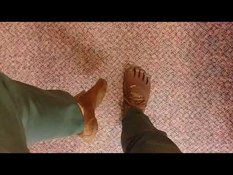 Barefoot is best!