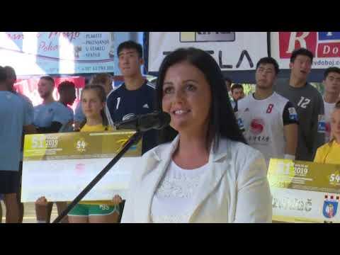 Otvaranje rukometnog turnira \ Doboj (BN TV 2019) HD