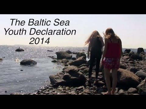 We Love the Gulf of Finland - The Baltic Sea Youth Declaration