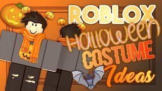 ROBLOX HALLOWEEN COSTUME IDEAS 2018 || 5 Roblox Costume Ideas