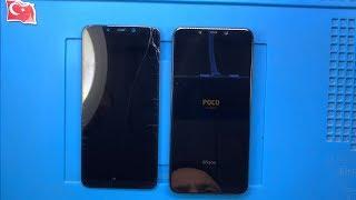 Xiaomi Pocophone F1 Ekran Değişimi 🇹🇷