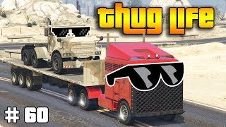 Gambar cover GTA 5 ONLINE : THUG LIFE AND FUNNY MOMENTS (WINS, STUNTS AND FAILS #60)