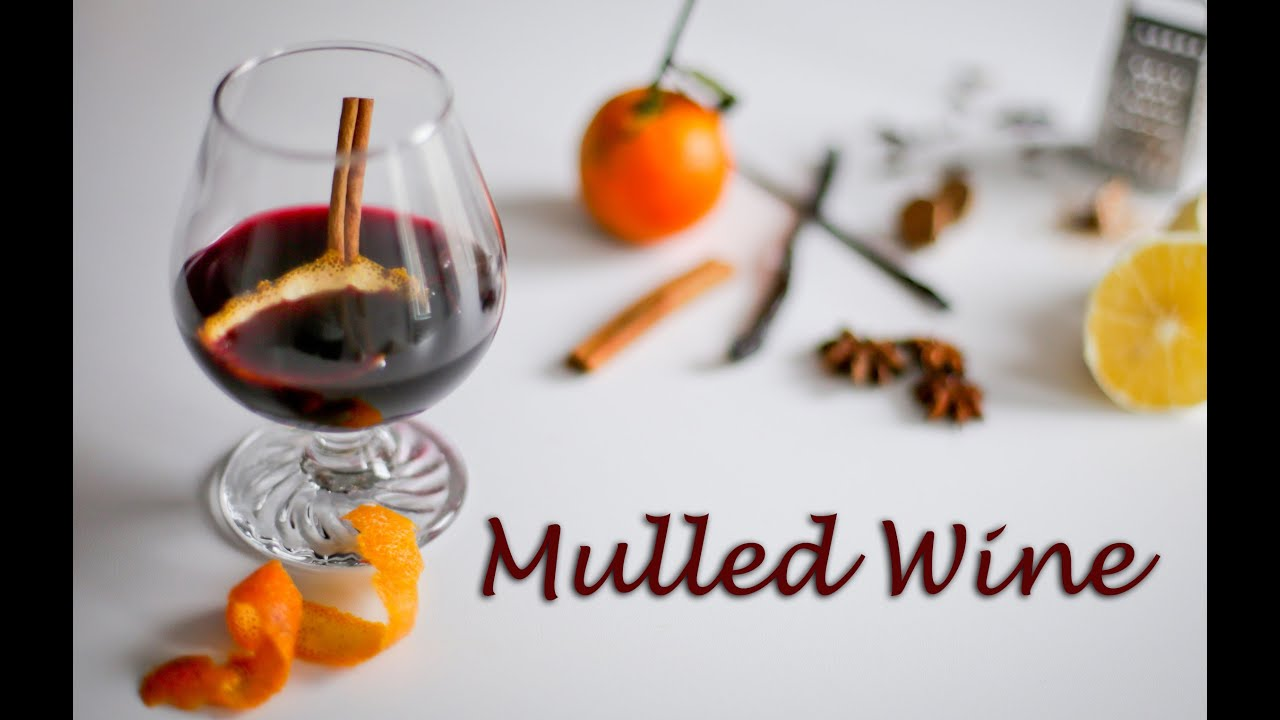 How to Make Mulled Wine At Home | Christmas Special Recipes | Indian ...