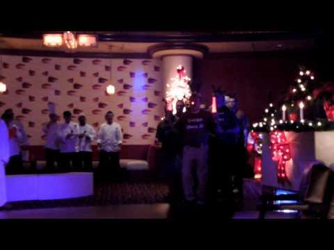 Holiday Bally's Casino Rally Production