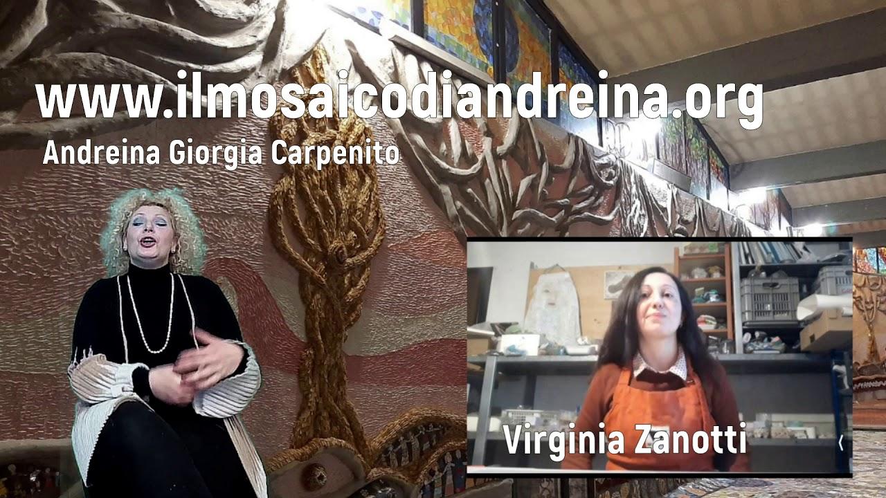Storie del mosaico: parliamo con Virginia, mosaicista romagnola
