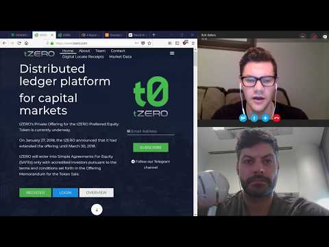 Everything you need to know about Overstock's ICO, tZERO / T0