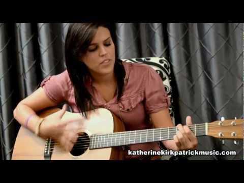Katherine Kirkpatrick Singing A Cover By Marvin Gaye  Let's get It On.