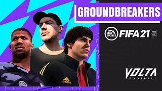 FIFA 21 | Presentamos a LOS ROMPE LÍMITES de VOLTA FOOTBALL