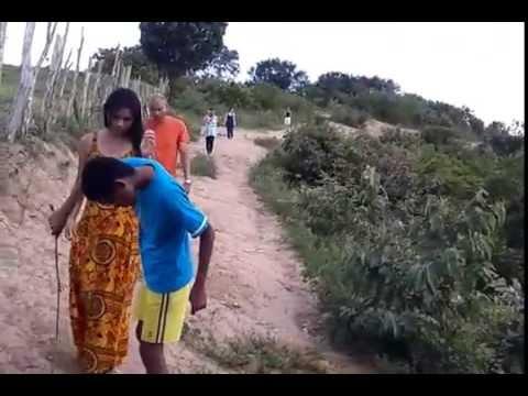 Irmã Solange Moura E Família Em Área Verde De Rio Largo.