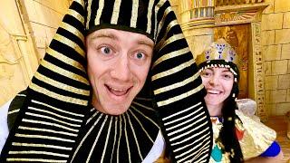 Каир Новый музей и Деревня фараонов Обед на берегу Нила Египет 2021