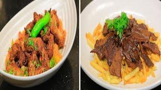 لحم بالباربكيو - أجنحة الدجاج بالعسل والسمسم - سلطة العدس الاسود  | الشيف حلقة كاملة