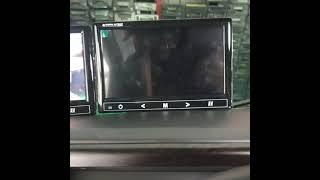 메가트럭 덤프 적재함전용카메라  후방카메라장착
