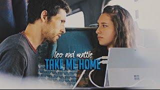 Take me Home :: Leo and Mattie (2x08)