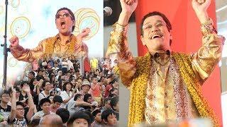 pikotaros ppap performance in kuala lumpur full song