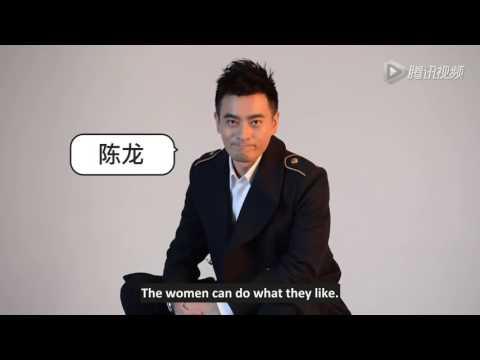 [ENGSUB] INTERVIEW: Hu Ge, Wang Kai, Chen Long, Wu Lei - GQ October 2015