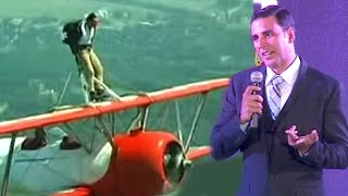 Video Akshay Kumar's on His Most Dangerous Stunt In Bollywood Movies download MP3, 3GP, MP4, WEBM, AVI, FLV April 2018