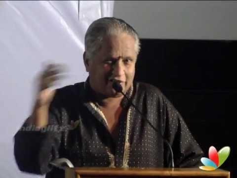 'Oruvar Meethu Iruvar Sainthu' Press Meet | Visu - Chinni Jayant | Latest Tamil movie