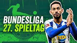 Hertha ist Stadtmeister, Bayern im Höhenflug, Schalke in der Krise! Onefootball Bundesliga Rückblick