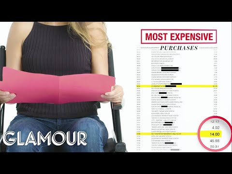 How One Woman Spends Her $80,000 Salary | Money Tours | Glam