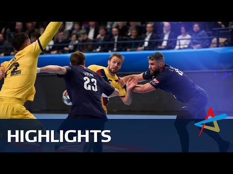 Highlights | Psg Vs. Barca | Velux Ehf Champions League 2019/20