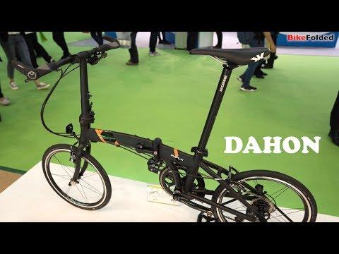All New Dahon Folding Bikes At Taipei Cycle 2018