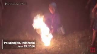 Indonesia news - Indonesian Fire Football