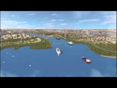 Mega Project Canal Istanbul