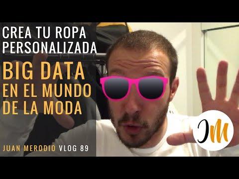 EN EL MUNDO DE LA MODA (crea tu ropa ultra-personalizada) con BIG DATA ✔