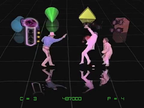 Rick Dyer/SEGA - Hologram Time Traveler (Full Playthrough Via Daphne/Singe Emulator)