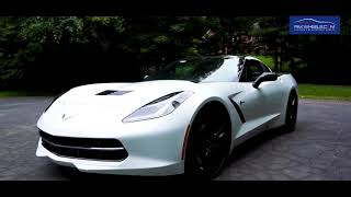 Chevrolet Corvette C7 | Stingray | Specs & Features | PakWheels Diaries | Interior | Exterior