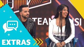Luis Fonsi y Jeidimar Rijos reviven la final de 'La Voz' | Un Nuevo Día | Telemundo