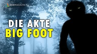 DIE AKTE BIG FOOT | ExoMagazin