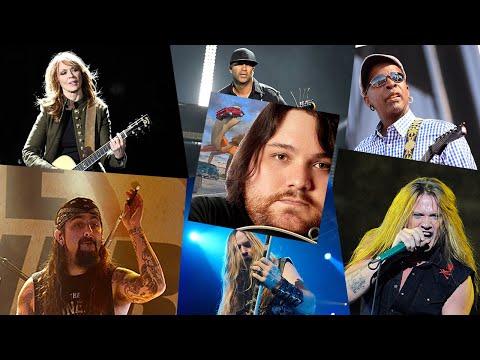 Mammoth WVH and Wolfgang Van Halen: Rockers React