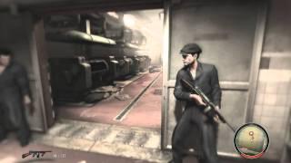 Mafia 2 Gameplay (HD) GTX480 Max Settings