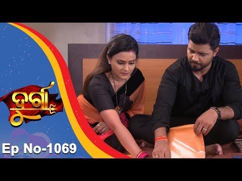 Durga | Full Ep 1069 | 12th May 2018 | Odia Serial - TarangTV