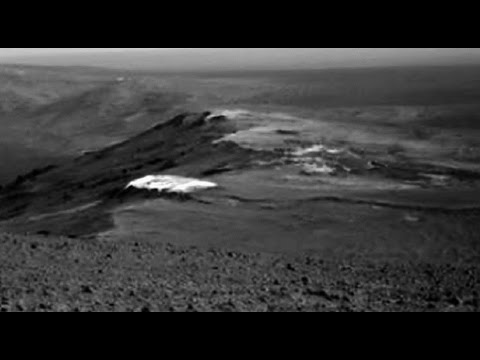 A Destroyed Base on Mars - YouTube